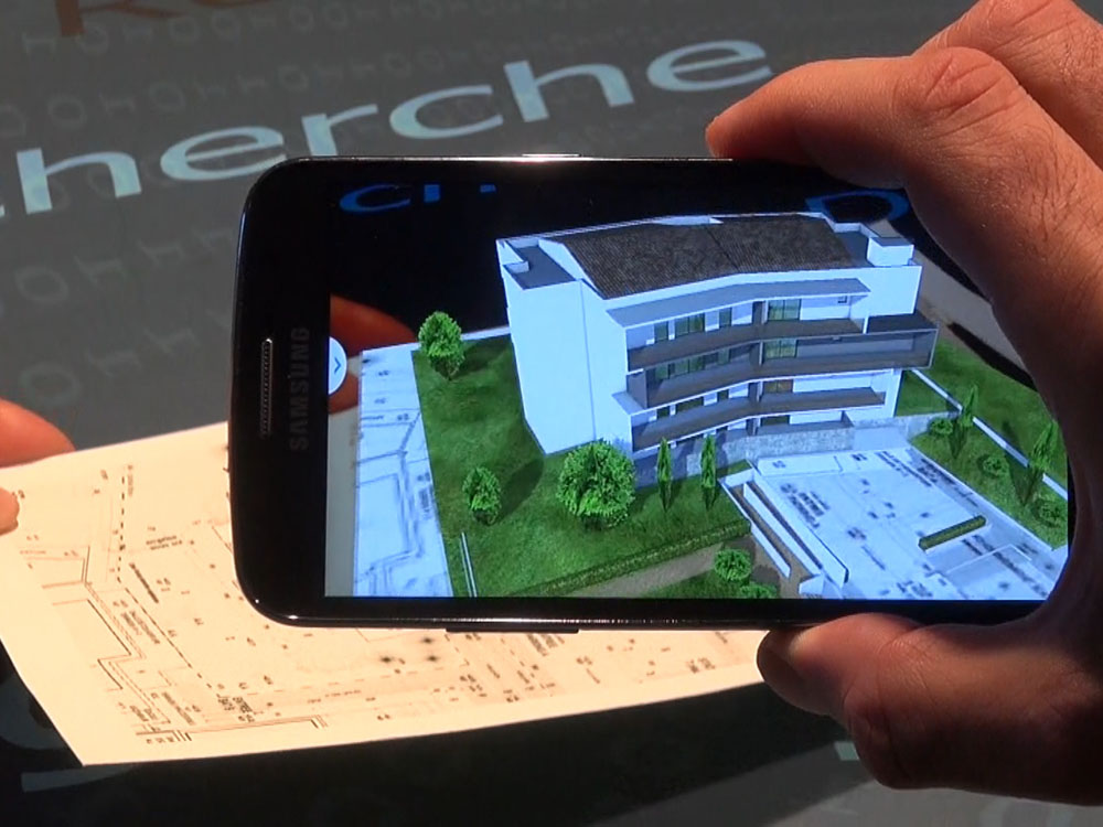 Augmented Reality – Real Estate