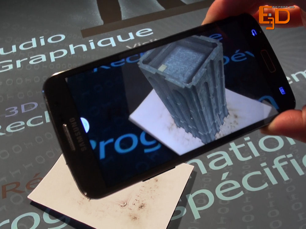 Augmented Reality – Heritage